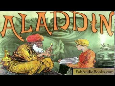 ALADDIN - Aladdin and the Wonderful Lamp - Arabian Nights Entertainments by Andrew Lang - Audiobook