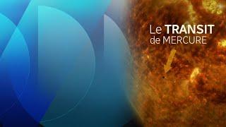 Rare passage de Mercure devant le Soleil