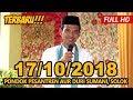 Download Video Ceramah Terbaru Ustadz Abdul Somad Lc, MA - Ponpes Aur Duri Sumani , Solok