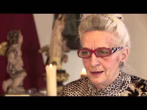 Elfriede Jahn -  Mediales Kartenlegen |Einblick in die DVD