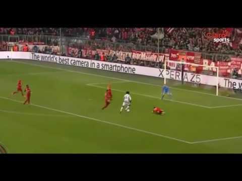 Con este gol Juan Guillermo Cuadrado esta nominado al mejor de la temporada por la UEFA