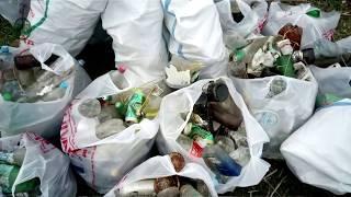 Мы за чистый берег!!! Казахстан /Акция от неравнодушных /Кокшетау  GGGKaiSerTV