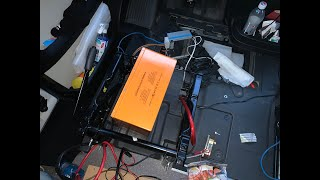 Creabest VB001 180Ah (172Ah) LiFePo4 Clever Celebration Untersitzbatterie Einbau