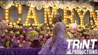 "Camryn's Surprise Graduation Party (2018) | ""A Party Fit for a Queen"""