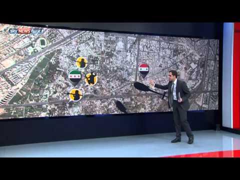 اشتباكات واعتقالات في أحياء  دمشق