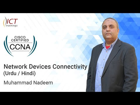 CCNA (200-301) - Network Devices Connectivity- Part1