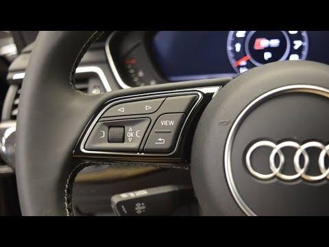 Audi S5 TFSI Cabriolet New 2018 Review Interior Exterior