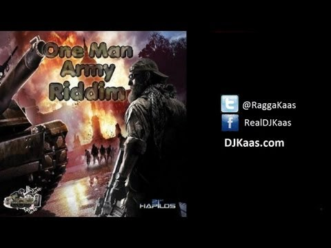 One Man Army Riddim - New Elements Entertainment - March 2013
