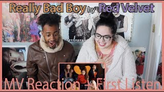 Gambar cover 'RBB (REALLY BAD BOY)' by RED VELVET | MV REACTION + ALBUM FIRST LISTEN | KPJAW