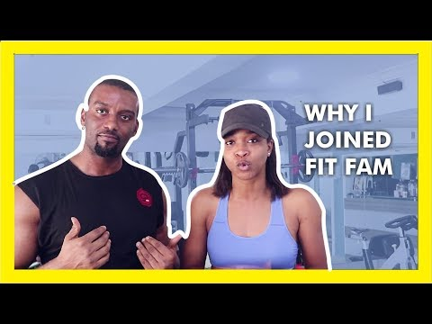 WHY I JOINED THIS FIT FAM LIFESTYLE | Vlog