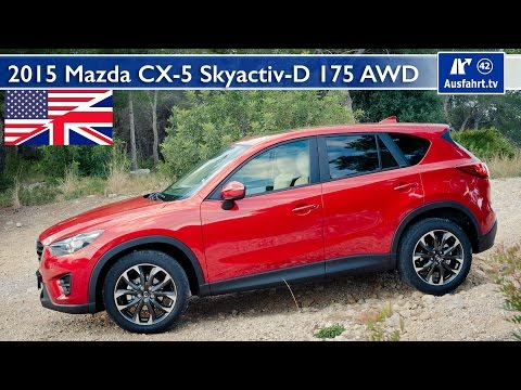 2015 Mazda CX-5 Sykactiv-D 175 AWD - Test, Test Drive and In-Depth Car Review (English)