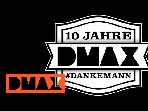 10 Jahre DMAX - Happy Birthday!