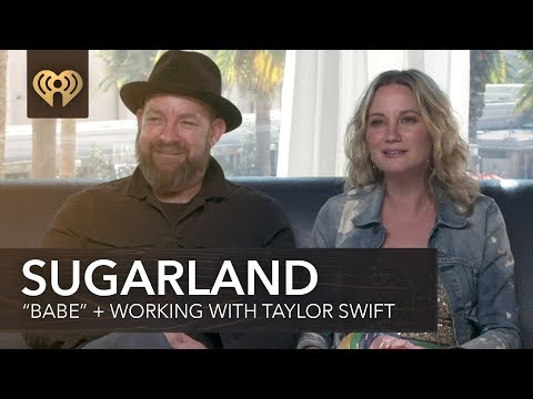 """Sugarland """"Babe"""" Feat. Taylor Swift + Working With Taylor 