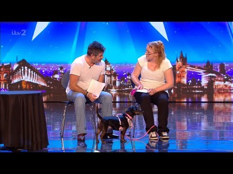 Britain's Got More Talent 2018 Tilly Audition S12E01