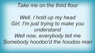 Eric Clapton - Hoodoo Man Lyrics