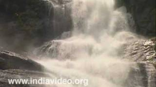 The cascading waters of Cheeyappara