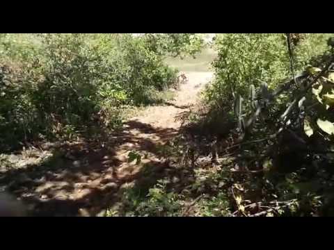 Enduro no serrote alto, em palhano Ceará.09/04/2017