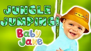 Baby Jake - Jungle Jumping | 2+ Hours!