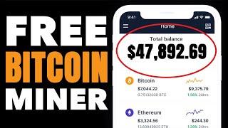 Make $6,100 FREE Bitcoin Using SECRET Bitcoin Miner (Earn 1 BTC)