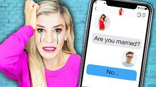 Catfishing My HUSBAND MATT to See if HE LiES! (Surprising Secret to Reveal Truth)