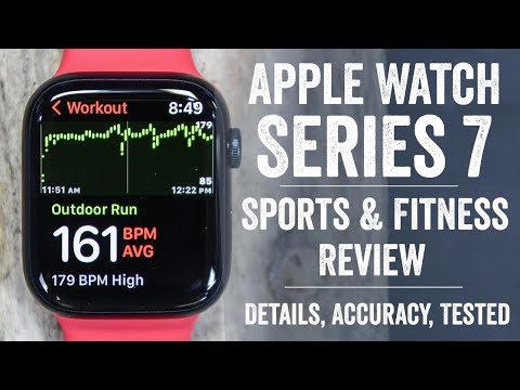 Apple Watch Series 7 Sports & Fitness Review