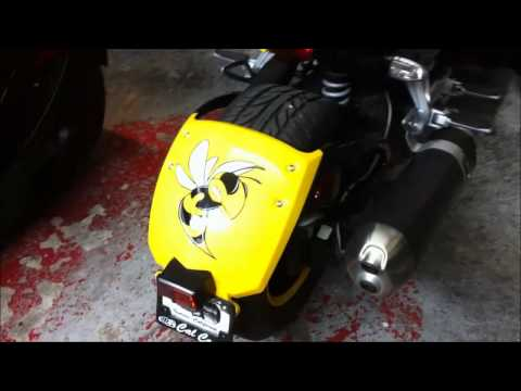 Custom Sound Can-am Spyder Motorcycle Mp3