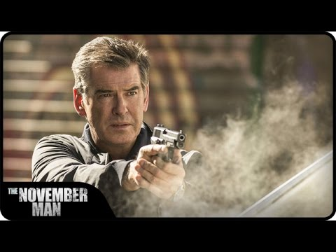 The November Man (c) Paramount Pictures France