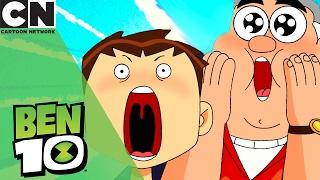 Ben 10 | Vision Of Tomorrow | Cartoon Network
