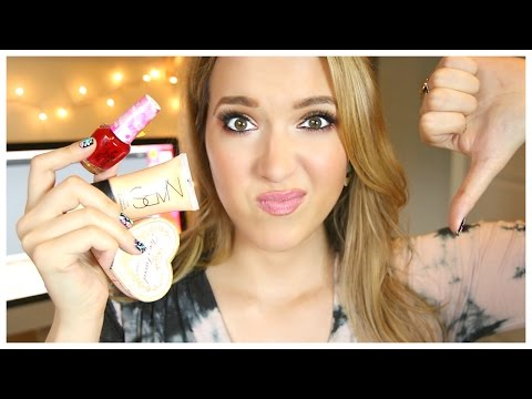 High End Products NOT Worth the Money!!! | JennyClaireFox