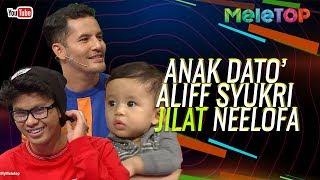 Anak Dato' Aliff Syukri jilat Neelofa masa interview?   Nabil, Haqiem Rusli, Datin Sri Nur Shahida