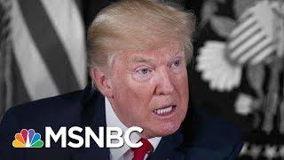Four Star General: Donald Trump