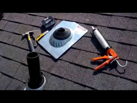 How To Seal A Vent Pipe On A Metal Roof With Pictures