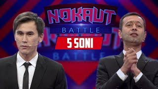 Nokaut Battle 5-son (14.10.2017)