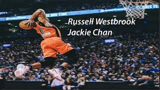 Tiësto & Dzeko ft. Preme & Post Malone - Jackie Chan - Russell Westbrook Highlights