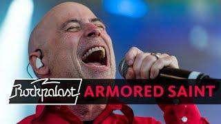 Armored Saint live | Rockpalast | 2018