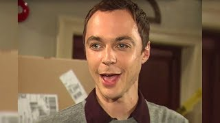 Watch Jim Parsons On Set Of Big Bang Theory In 2007 (Flashback)