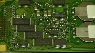 Merkur Datenbank Batterie tauschen