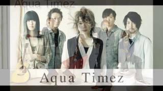 Aqua Timez -  決意の朝に (中文字幕)