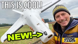 $99 SKYZONE Atomrc Dolphin! - Long Range Fpv Wing - REVIEW & FLIGHTS ????