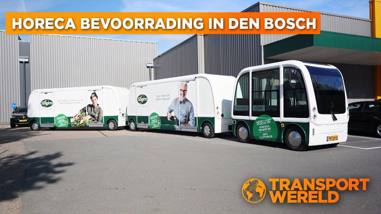 Nul-emissie stadslogistiek in Den Bosch | LCB