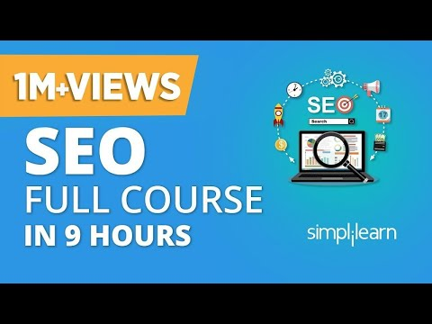 SEO Tutorial For Beginners | SEO Full Course | Search Engine Optimization Tutorial | Simplilearn Coupon
