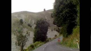 preview picture of video 'Great Motorcycle Rides. Route 52 NZ'