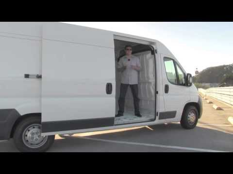 2013 Fiat Ducato Cargo Van Review & Road Test