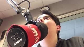 Adam Mardel - Radio Interview (2018)