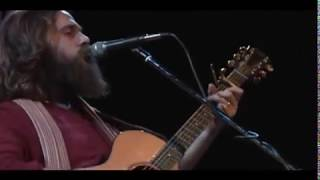 Iron and Wine - Flightless Bird, American Mouth [LIVE VIDEO]