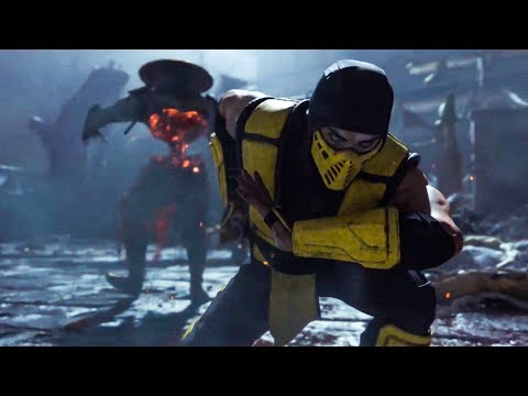 Mortal Kombat  11 - NEW Cinematic Trailer | The Game Awards 2018