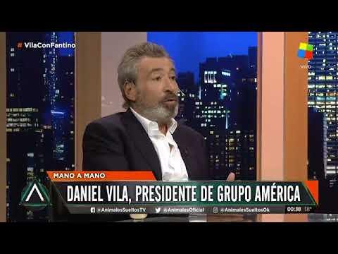 Daniel Vila denuncia a Macri