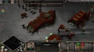 Warhammer 40,000: Dawn of War Dark Crusade. Захват Базы Некронов.