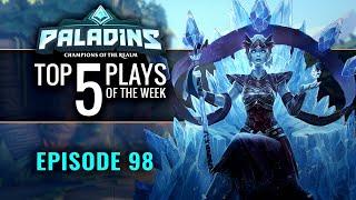 Paladins - Top 5 Plays - #98