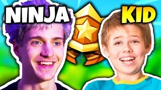 NINJA GIVES FREE BATTLE PASS TO A KID | Fortnite Daily Funny Moments Ep.49